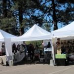 Vendors at theFlagstaff Wool & Fiber Fest